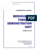 Bernoulli Theorem FM24 Complete Manual