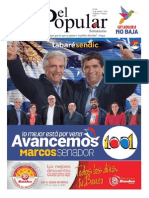 El Popular 290 PDF Órgano de prensa del Partido Comunista de Uruguay