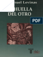 Emmanuel Levinas La huella del otro  2000.pdf