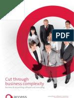 2009 Access Company Brochure