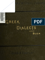 Buck - Introduction to the Greek Dialects.pdf