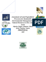 Assessment of Land Degradation