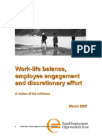 Employee Engagement 2007 Report - Review (1)