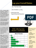 WEBNotes - Day 3 - 2014 - The New Deal and Its Components