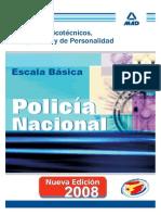 Policía Nacional CNP Escala Básica MAD 2008 PSICOTECNICOS, ORTOGRAFIA, ENTREVISTA.pdf