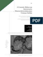2012, A Conexão Afetiva nas intervnções.pdf