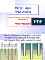 Hole Problems