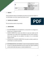 PROCEDIMIENTO DE ACCION CORRECTIVA.pdf