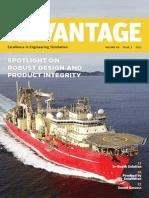 AA V7 I2 ANSYS Advantage Robust Design