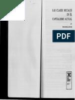 Poulantzas - Intro a las clases en el capitalismo actual.pdf