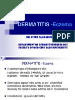 Dermatitis dr citra 260907.ppt