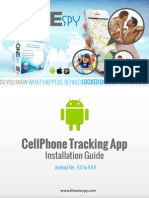 Android 4 Cell Phone Spy App Installation Guide