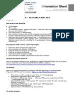TB Statistics and Key Facts Feb 2014