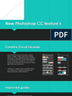 New Photoshop CC Feature's