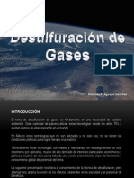La Cal en la Desulfurización de Gases