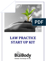 Law Practice Start Up Kit