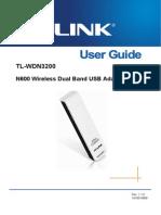 TL-WDN3200 user guide