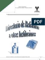 DIRECTORIO PARA REFERENCIA.doc