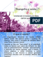 Evangelho e saúde.pptx