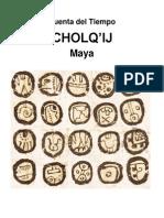 Significado Glifos Cholq Ij