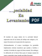 Especialidad en Levantamientos.pptx