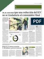 BCR afirma que reducción del IGV no se trasladaría al consumidor final_Gestión 23-10-2014.pdf