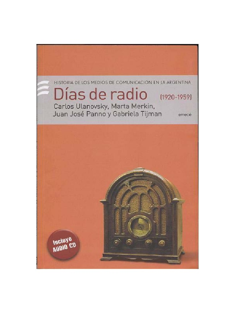 Ulanovsky Carlos  Otros - Días de Radio 1 1920-1959 pdf.pdf bd0ee8ab9031
