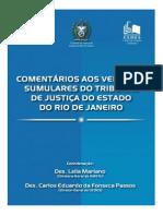 Comentários aos Verbetes Sumulares do Tribunal de Justiça do Estado do Rio de Janeiro.pdf