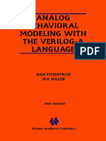 0792380444 - springer - analog behavioral modeling with the verilog-a language - 1997.pdf