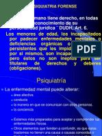 Psiquiatría Forense Expo .ppt