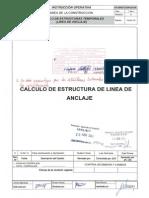 Calculo de Estructuras de Linea de Anclaje.pdf