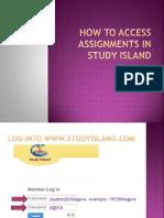 intro to study island