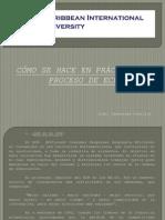 COMO SE HACE EN PRACTICA EL PROCESO DE ECR.pdf