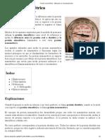 Presión manométrica - Wikipedia, la enciclopedia libre.pdf