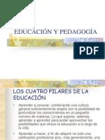 LOS CUATRO PILARES DE LA EDUCACION.ppt