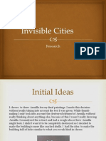 Invisible Cities Research