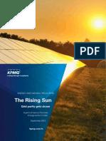 The Rising Sun Grid