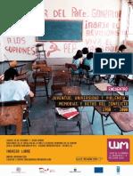 """Programa """"JUVENTUD, UNIVERSIDAD Y VIOLENCIA. Memorias y retos del conflicto 1980 – 2000"""""""