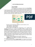 Apa in Sistemele Biologice MG