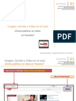 Tutorial para publicar un video en Youtube.pdf