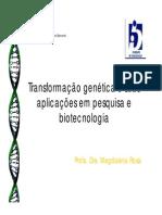 transformacao genetica.pdf