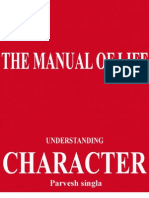 The Manual of Life - Character