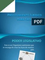 Proceso para la creación de Leyes.pptx