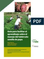 Guía para facilitar el aprendizaje sobre el manejo de tubérculo-semilla de papa..pdf
