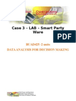 Case3 LAB SmartPartyWare Complete