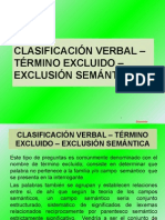 RV - 04 - Clasificación Verbal.ppsx