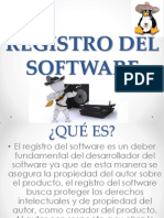 REGISTRO DEL SOFTWARE.pptx