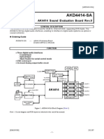 AK4414EQ Eval Board Rev0