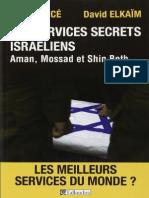 Les services secrets israéliens -  Éric Denécé & David Elkaïm .pdf