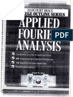 Applied Fourier Analyses